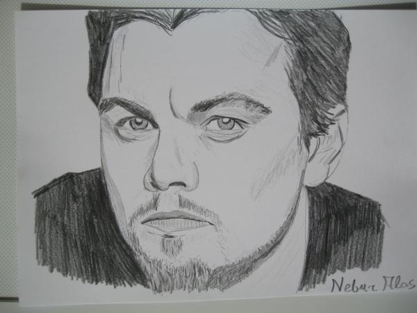 Leonardo DiCaprio par NeburAlas
